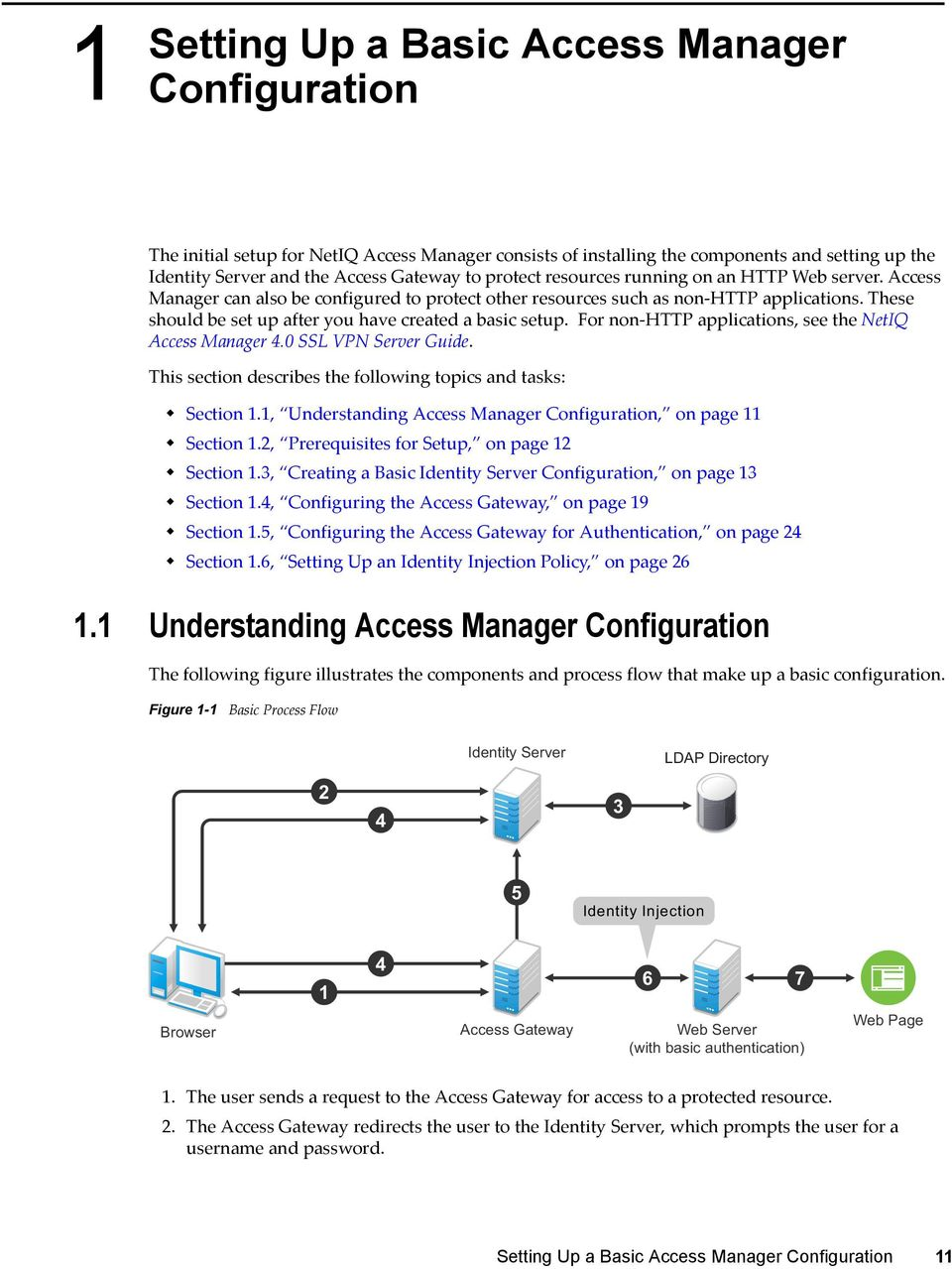These should be set up after you have created a basic setup. For non-http applications, see the NetIQ Access Manager 4.0 SSL VPN Server Guide.