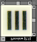 Scanner Characteristics Color Registration A color scanner really makes three separate scans of your image; one for the red channel, one for the green channel, and one for the blue channel.