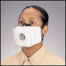 FILTER MASKS o Provide limited protection from dusts and mists o DO NOT provide
