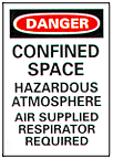 RESPIRATOR REVIEW INFORMATION When must a respirator be used: If a label states a respirator must be worn when using the chemical or