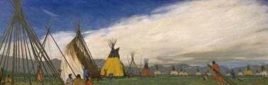 Wigwams -small, rounded hut -only one or two families lived in each -made from wood poles and wrapped in bark, grass, or animal skins Teepees -cone shaped