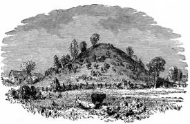 Mound Builders click on bottom picture for website on various mound building