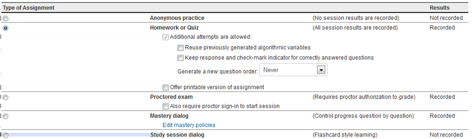 2 1 Maple T.A. Quick Start for Instructors 6. Check the questions you want, and then click on Add as Items. The questions will then appear on the right-hand column.
