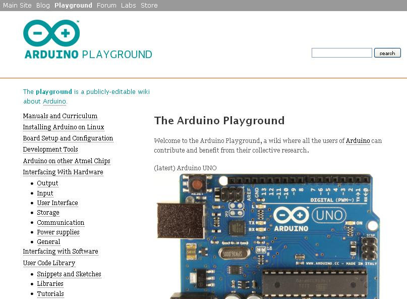 What means Arduino?