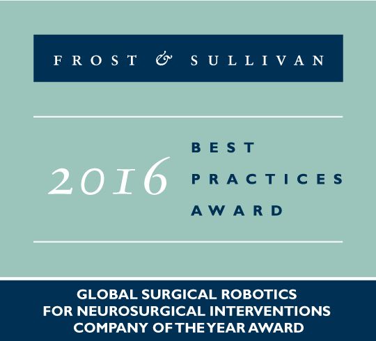 2016 Global Surgical Robotics for Neurosurgical