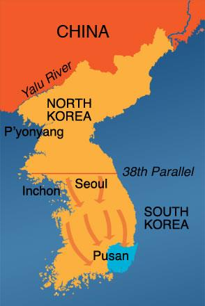 North Korea vs.