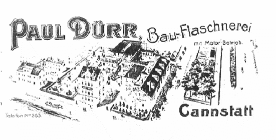 History of Dürr From master craftsman's business to technology group Dürr's history begins in 1895.