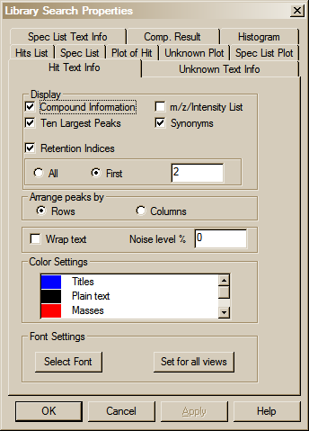 The RMB menu selection Properties will result in the display of a multiple-tab dialog box (Figure 8). The tabs at the top are self-explanatory.