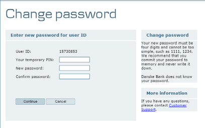 uk On our homepage, in the top right corner, click Log on and select ebanking. 2. The ebanking log-on screen will display.