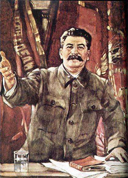 Joseph Stalin Stalin used nationalism and propaganda to build the Soviet Union into the modern industrial age.