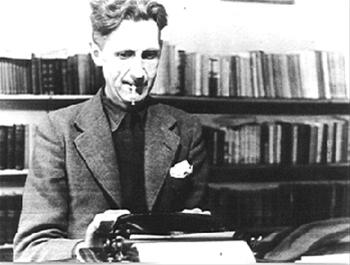 George Orwell and His Beliefs Orwell was a person who had a reputation for standing apart and even making a virtue of his detachment. This outsider position often led him to oppose the crowd.
