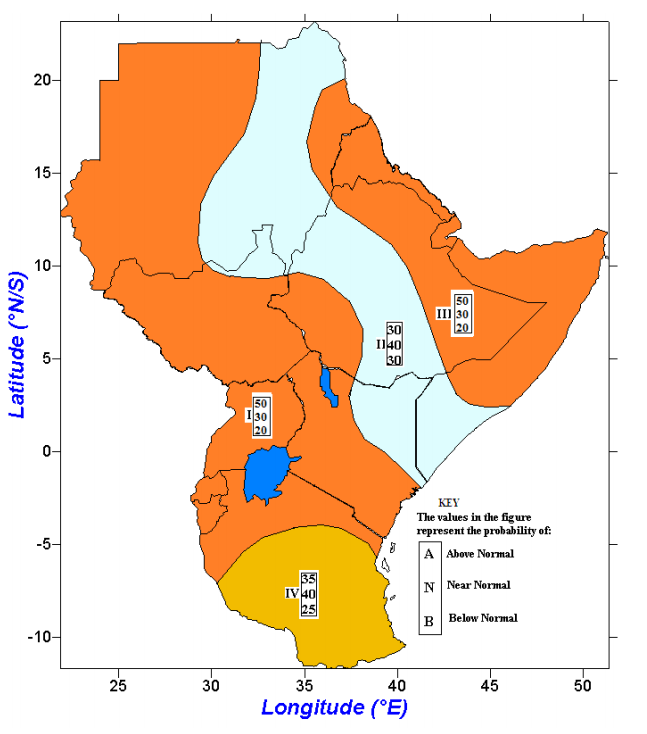 CLIMATIC OUTLOOK FOR MARCH TO MAY 2016 Greater Horn of Africa Consensus Rainfall Outlook for the March to May 2016 season Zone I: Usually dry during March to May.