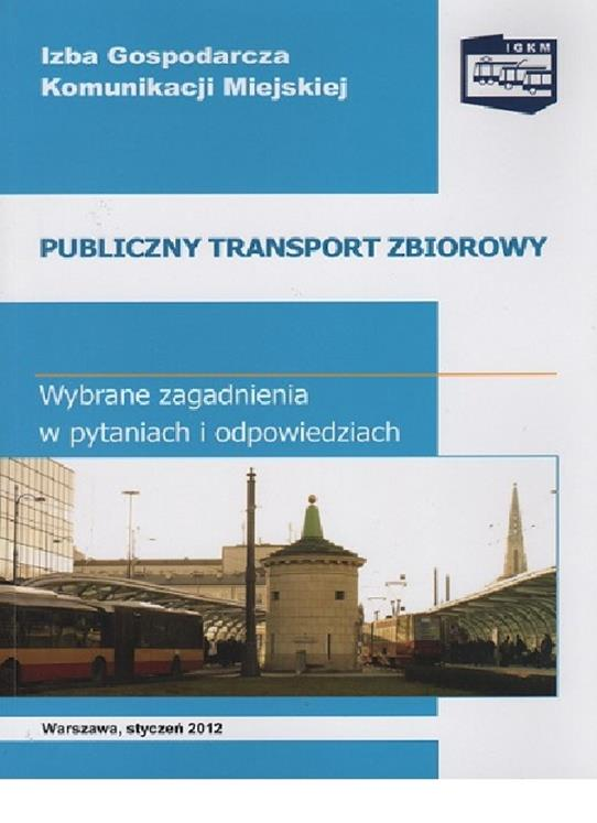 Transport Plan - support Sustainable Public Transport Plan for Communes and Association of Communes - Guidelines