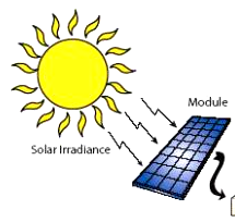 47 RENEWABLE ENERGY SOURCES SOLAR CELL PANELS 1. SOLAR ENERGY The Sun is a gigantic NUCLEAR FUSION REACTOR which is continually radiating vast amounts of.. and energy.