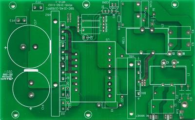 PCB MANUFACTURING PROCESS Soldermask/Silkscreen Soldermask: Overlay material on PCB used to protect metal from corrosion, mitigate short circuits, and ease soldering (applied as a liquid, then