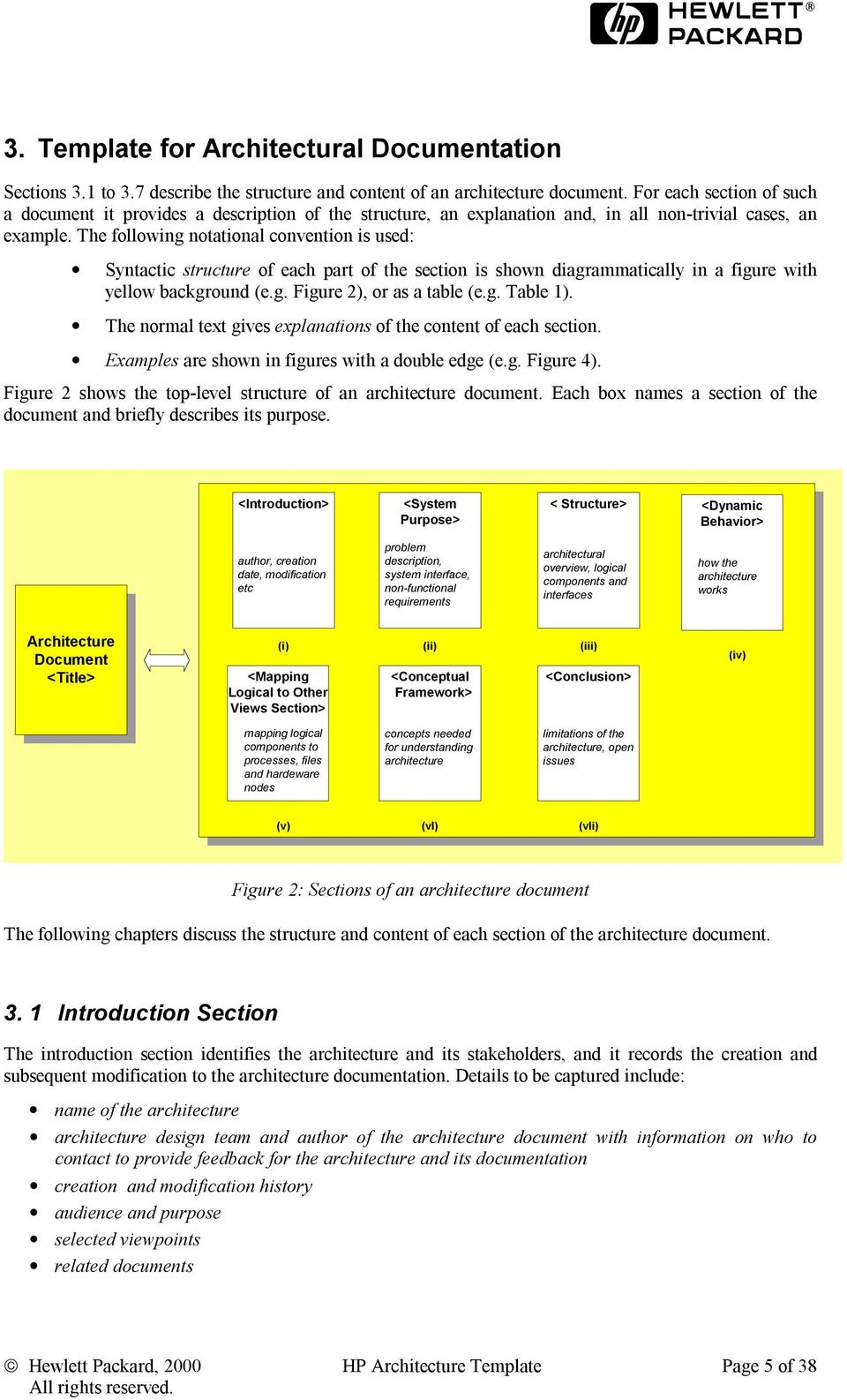 The following notational convention is used: Syntactic structure of each part of the section is shown diagrammatically in a figure with yellow background (e.g. Figure 2), or as a table (e.g. Table 1).