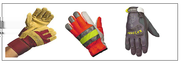 3.6 Hand Protection Figure 7 Hand Protection shall meet the requirements of international standards as defined in section 3.
