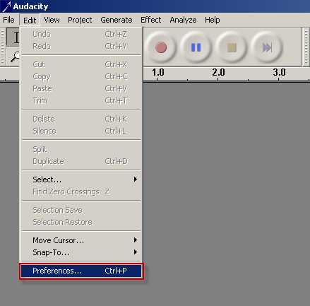 Once you have done this, close the window by clicking the top right corner icon The previous window Sounds and Audio