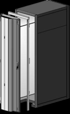 CL20 RDHx Interface Frame Data Centre managers who recognize the benefits of cooling with a ColdLogik Cabinet might sometimes be restricted to their use by legacy cabinets within their Data Centre.
