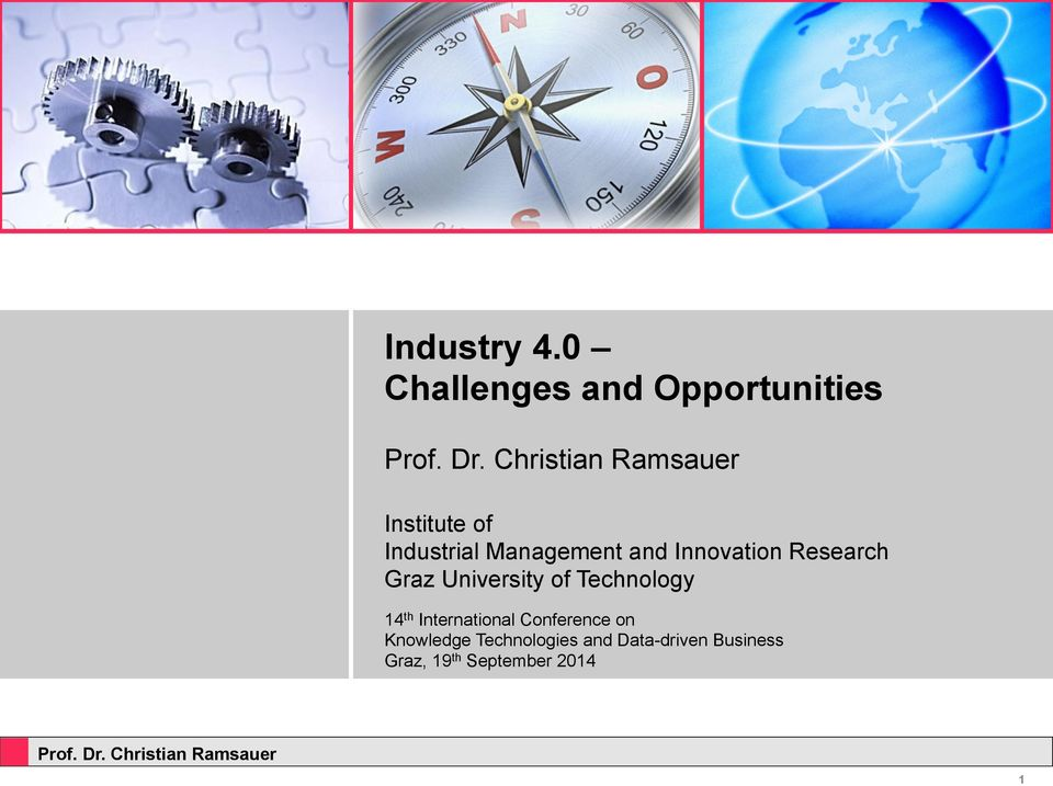 Management and Innovation Research Graz University of