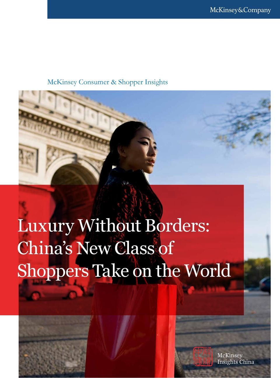 Borders: China s New Class of Shoppers Take on