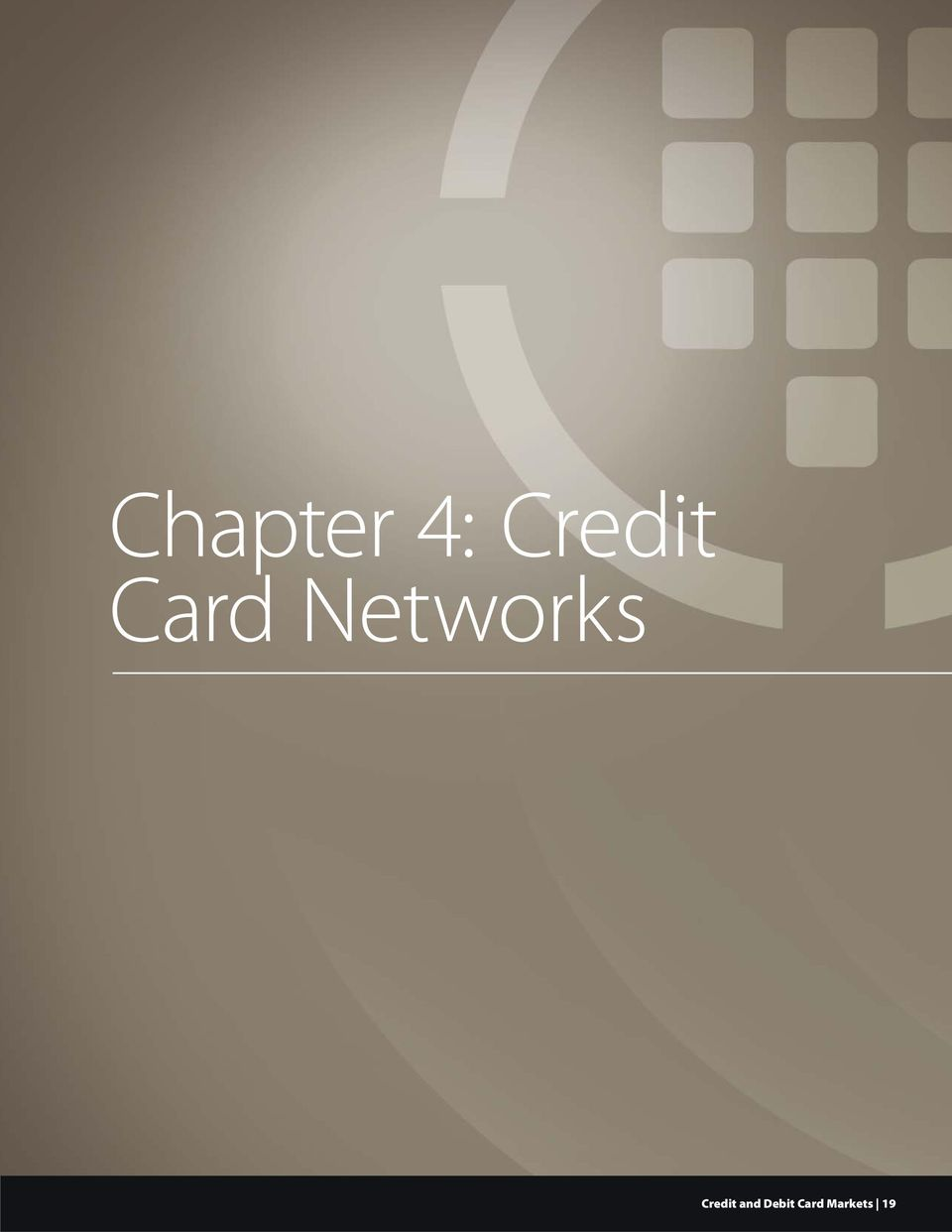 Networks Credit