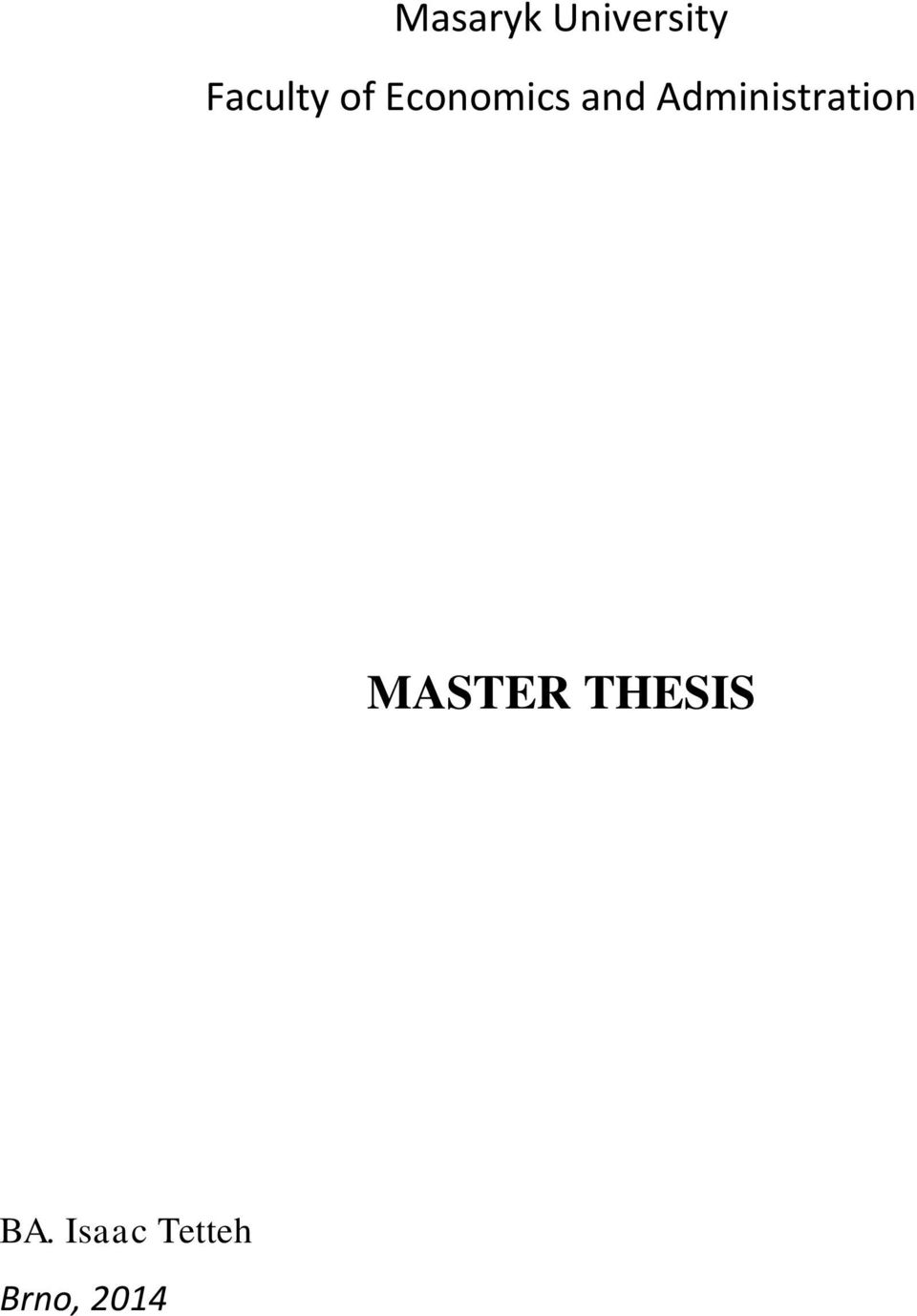 master thesis economics pdf download