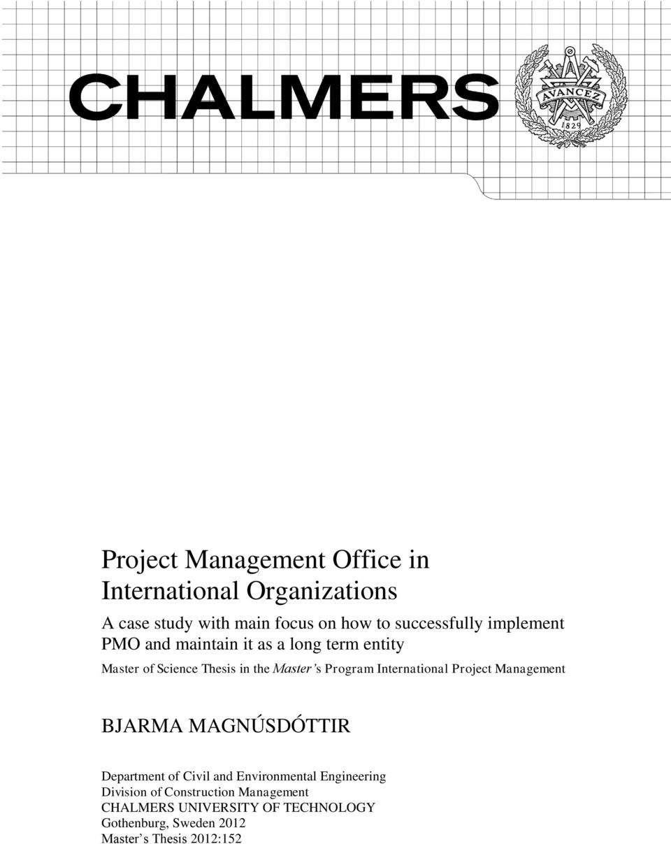 construction engineering and management thesis List of post graduate thesis in engineering project thesis in engineering project management the performance of construction management.