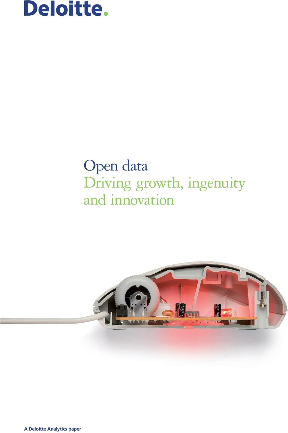 Open data Driving
