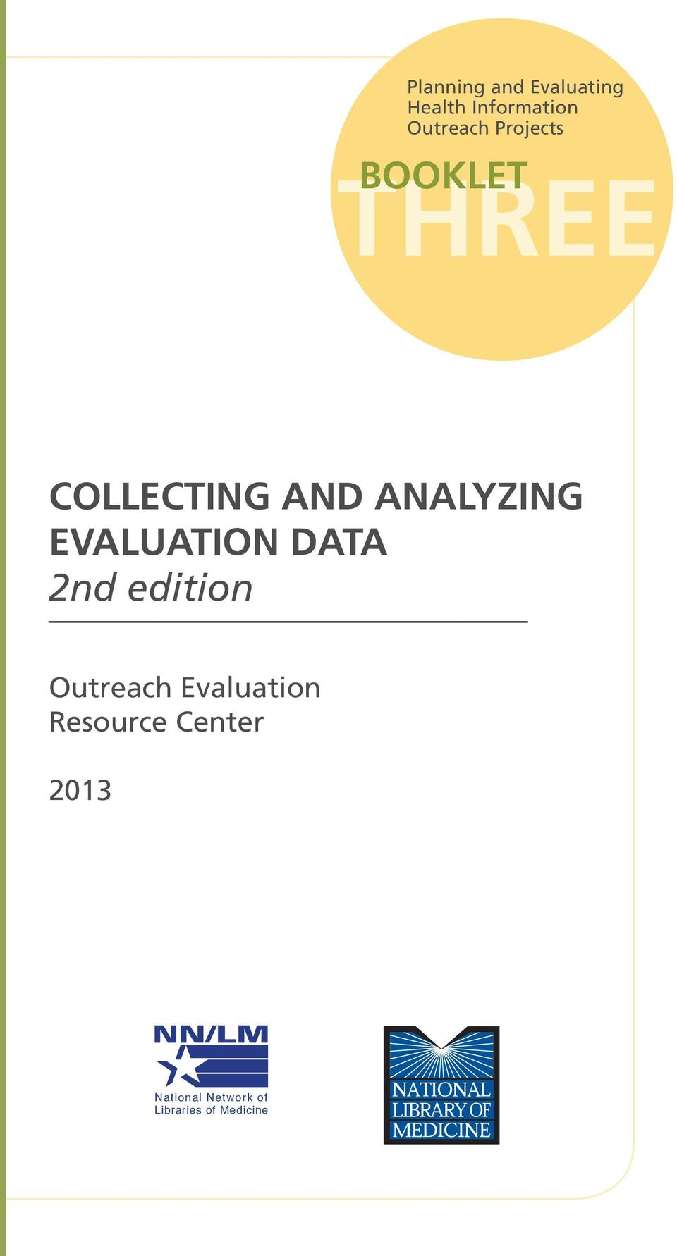 EVALUATION DATA 2nd edition Outreach Evaluation