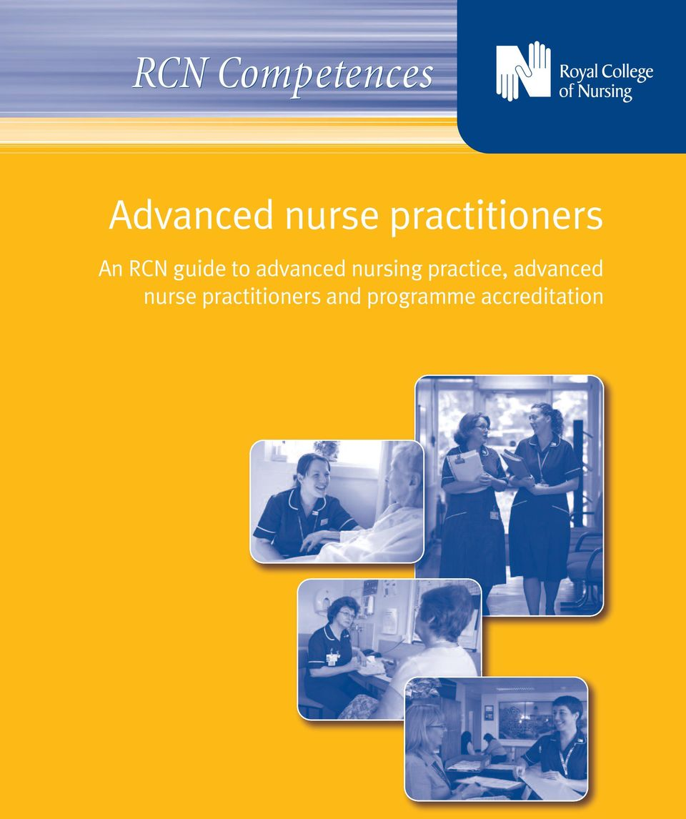 advanced nursing practice Aim to review the titles, roles and scope of practice of advanced practice nurses internationally.
