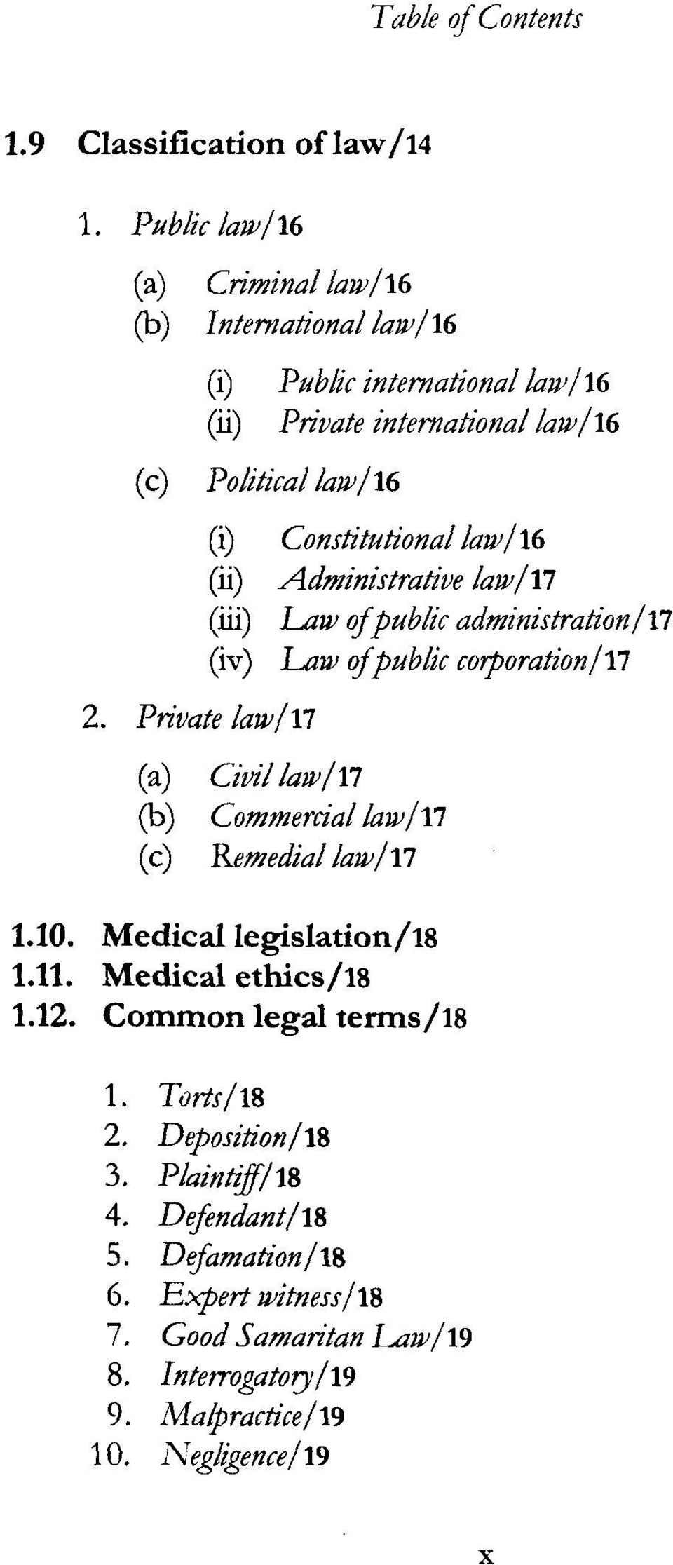 Basics of philippine medical jurisprudence and ethics pdf constitutional law16 ii administrative law11 iii i fandeluxe Choice Image