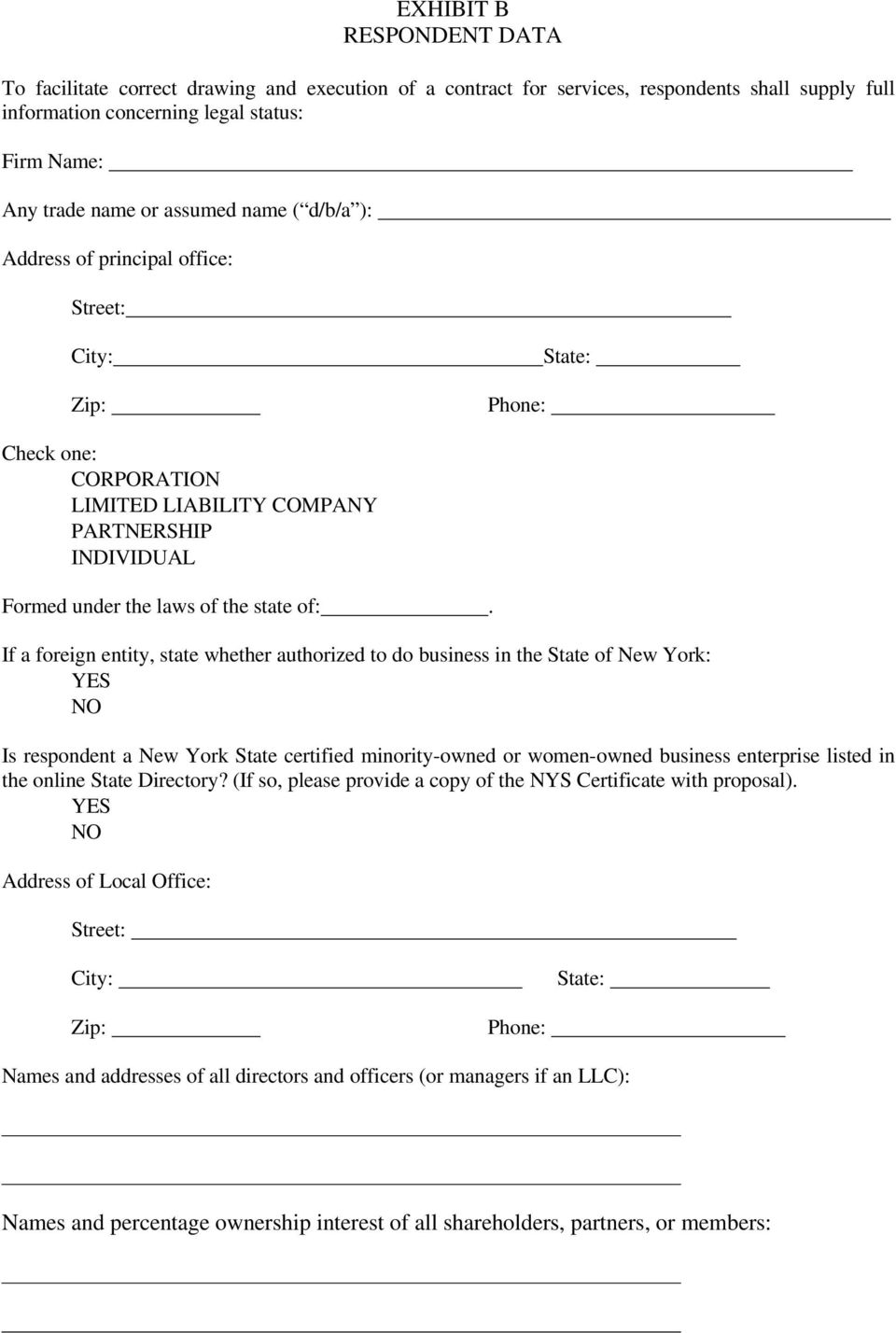Certificate Of Authority To Do Business In New York - Best Design ...