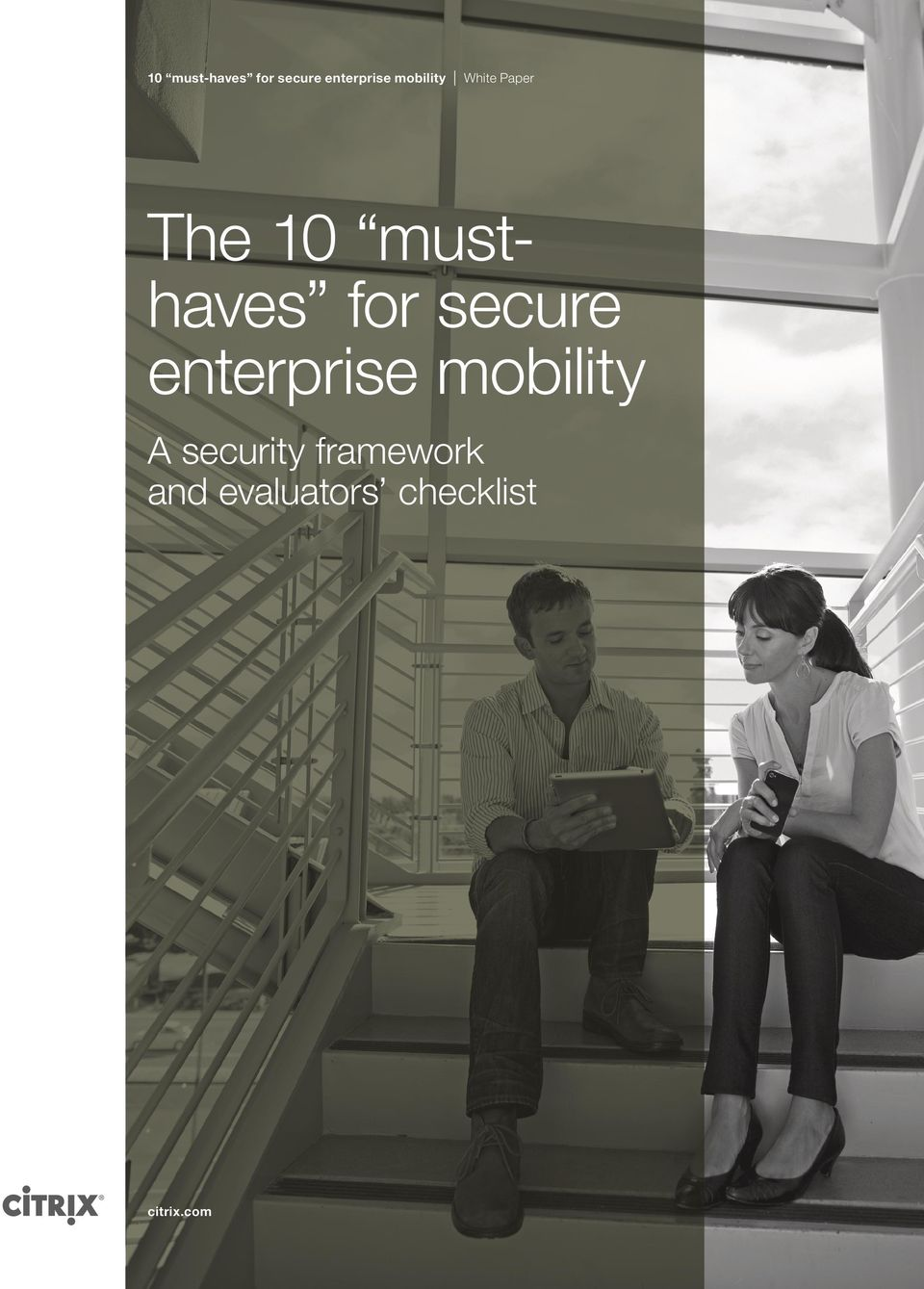 for secure enterprise mobility A