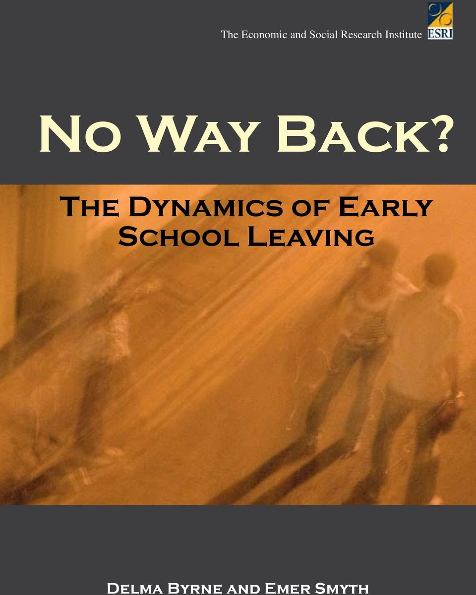 Back? The Dynamics of Early