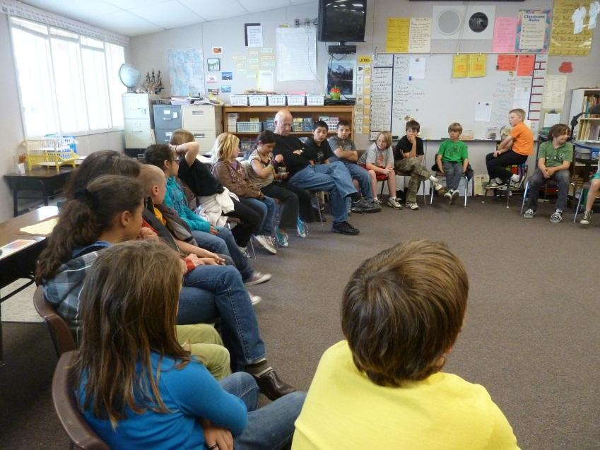 Restorative Community in the Classroom Restorative practices cultivate a culture in which everyone feels like they belong.