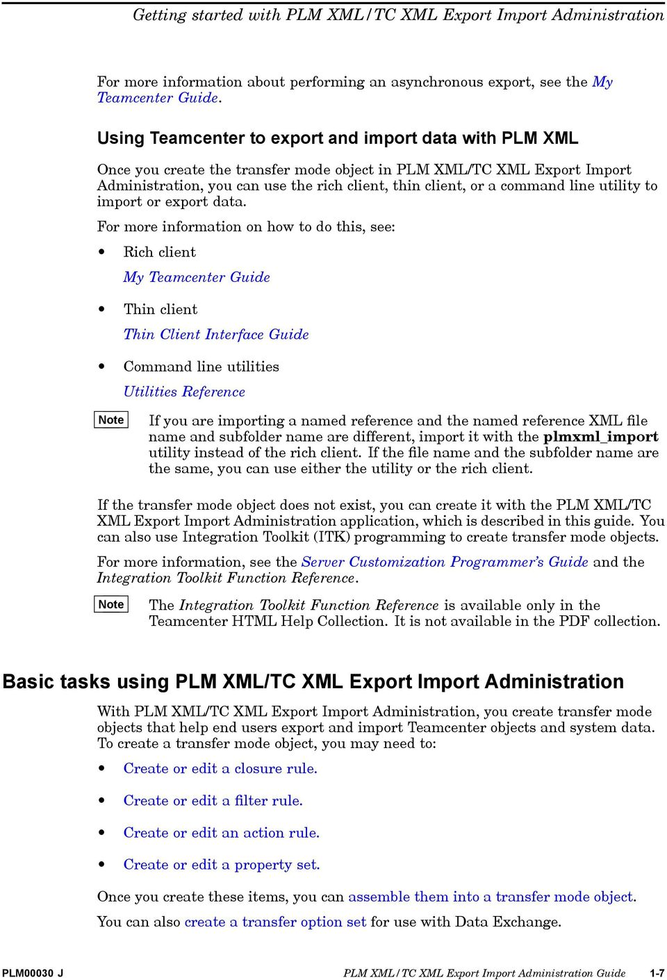 line utility to import or export data.