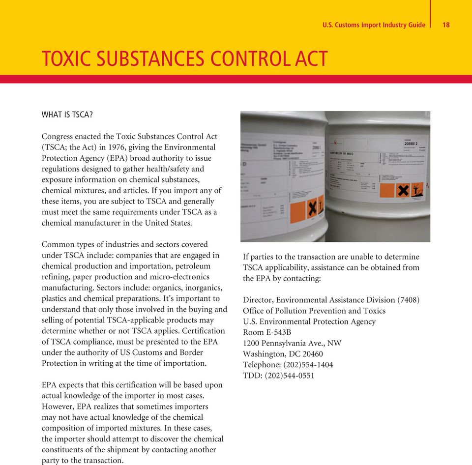 exposure information on chemical substances, chemical mixtures, and articles.
