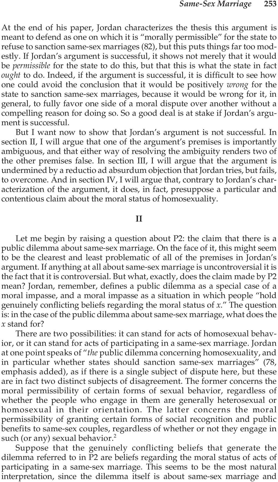 same sex marriages discursive essay Gay marriage essay example outline free essay template free essay  examples, essay formats, writing tools and writing tips.