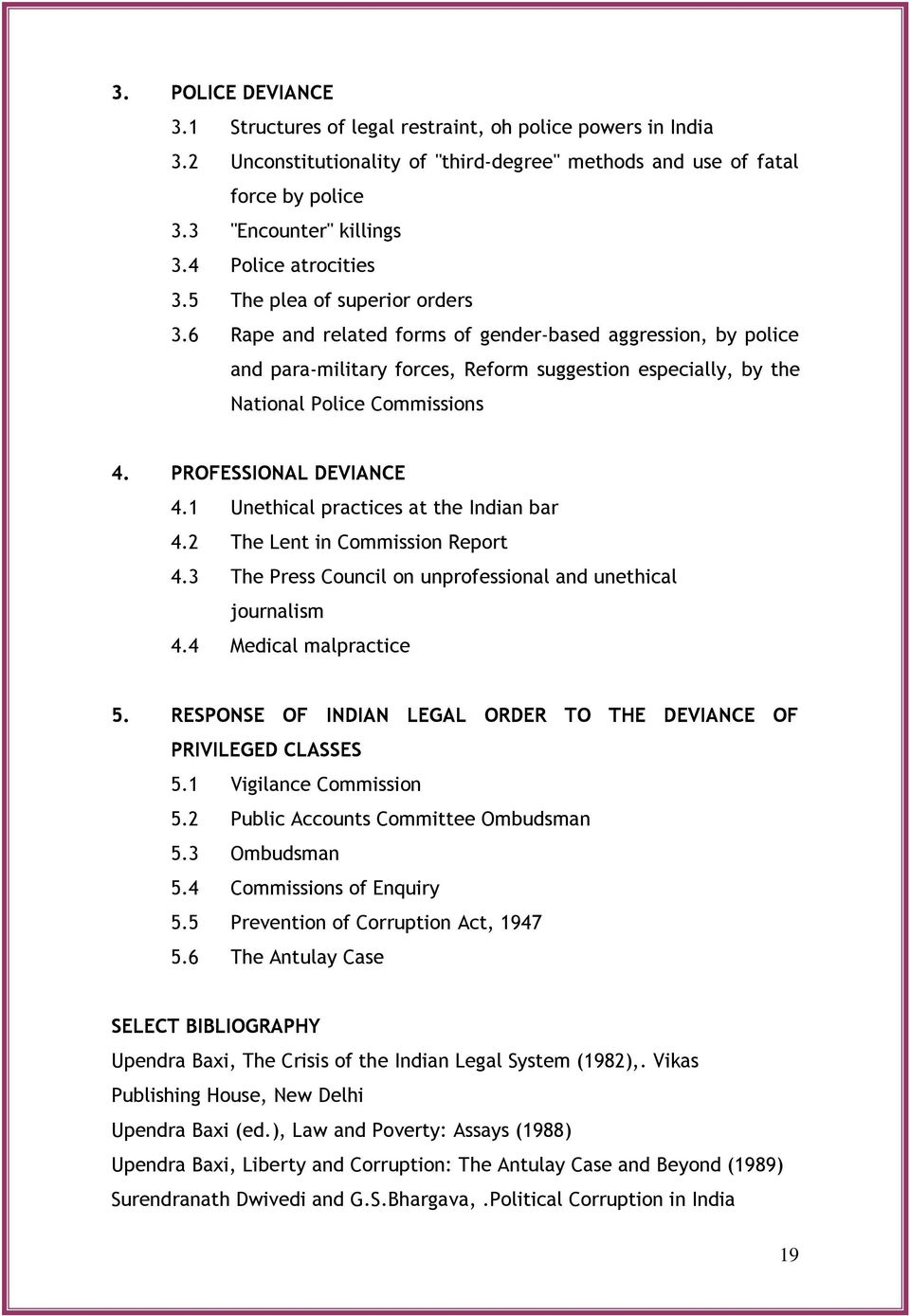 press law of india