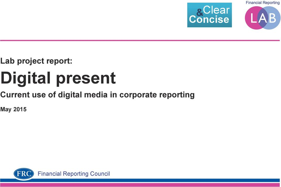 use of digital media in corporate