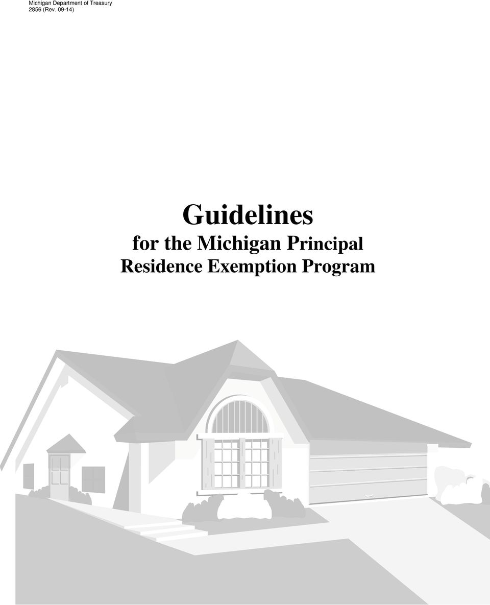 09-14) Guidelines for the