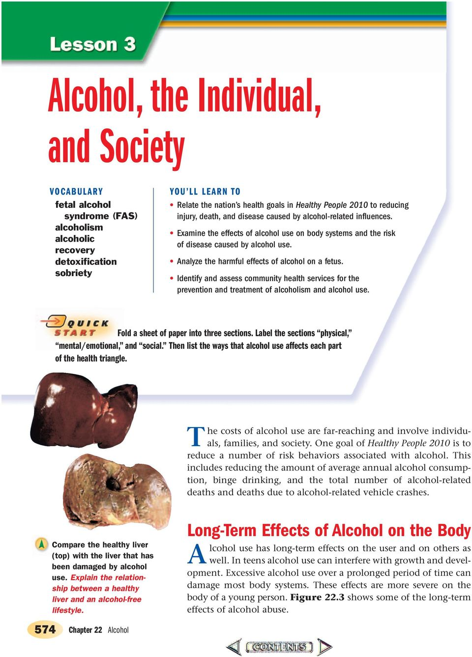 essays on alcohol effects To investigate how interventions may work we will look at the effects of alcohol consumption on individuals and populations, and draw attention.