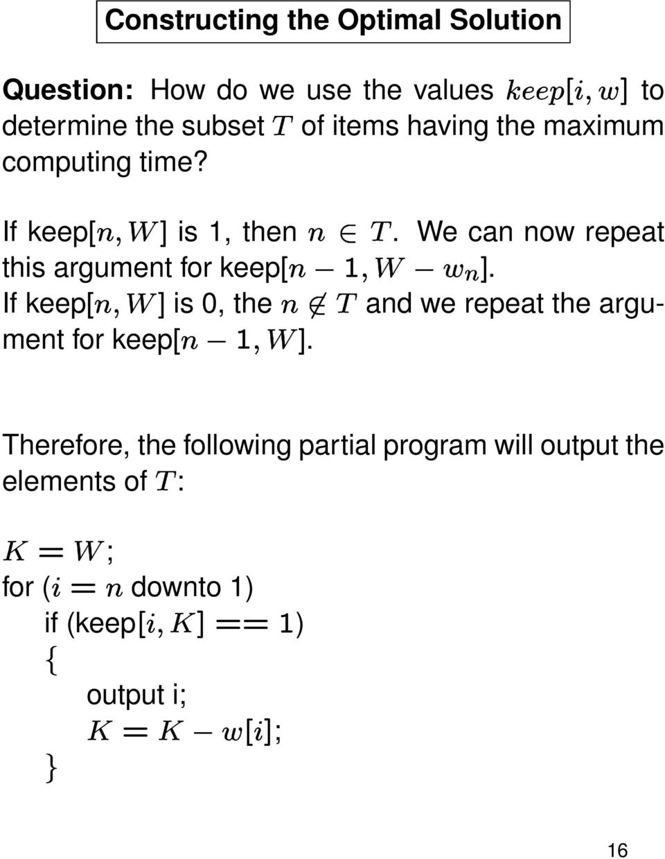 "We can now repeat this argument for keep[ = "" = ]."