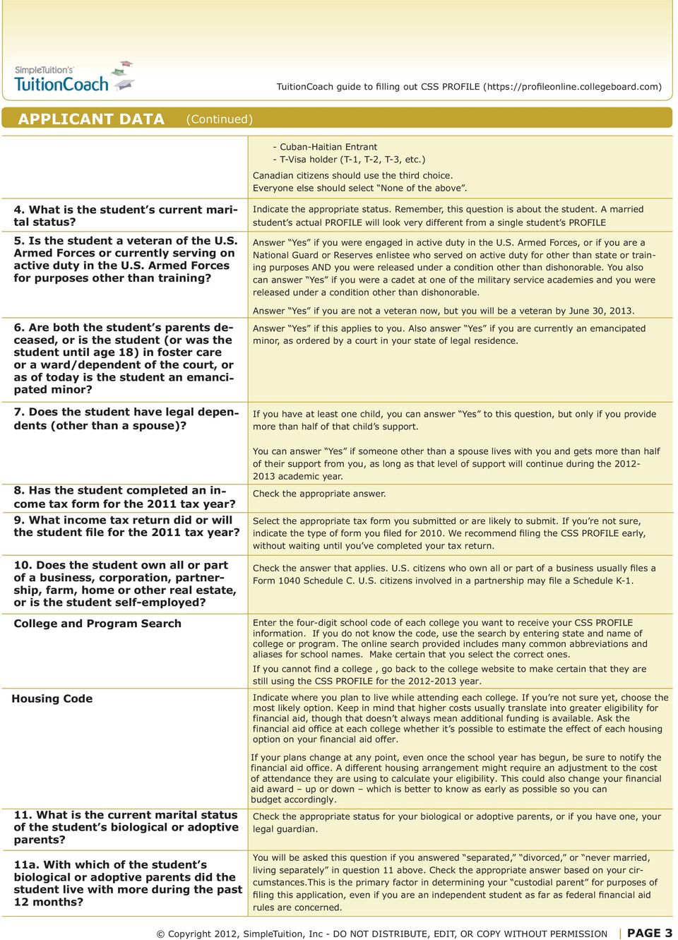 Worksheets Css Profile Worksheet css profile worksheet super teacher worksheets worksheethow to plan for college financial aid ppt download