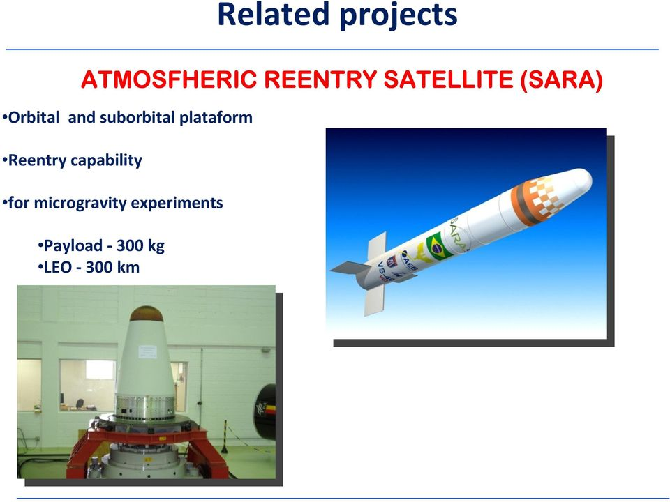 plataform Reentry capability for