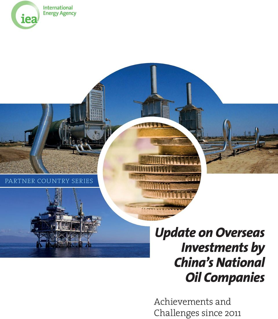 China s National Oil Companies