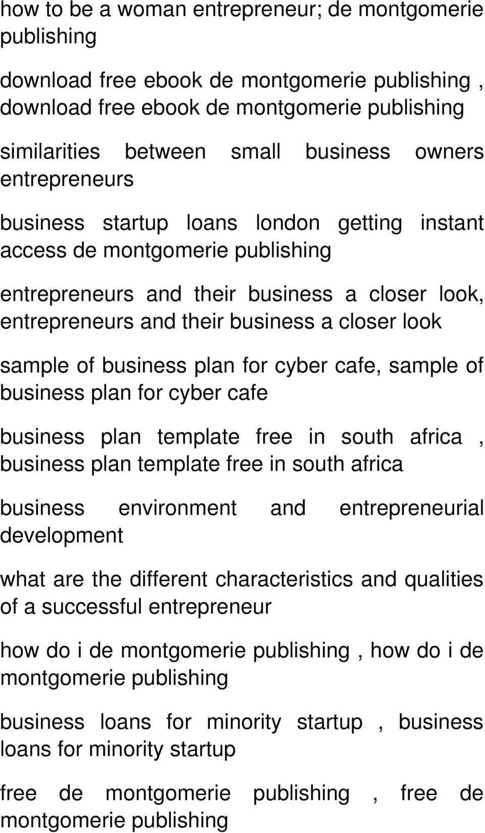 Sample business plan for cyber cafe