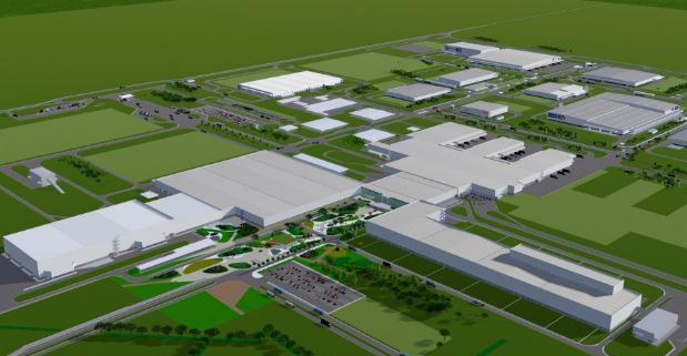 The Industrial Plan FCA s largest single industrial project ever FCA s most advanced and efficient WCM plant Production capacity of >250