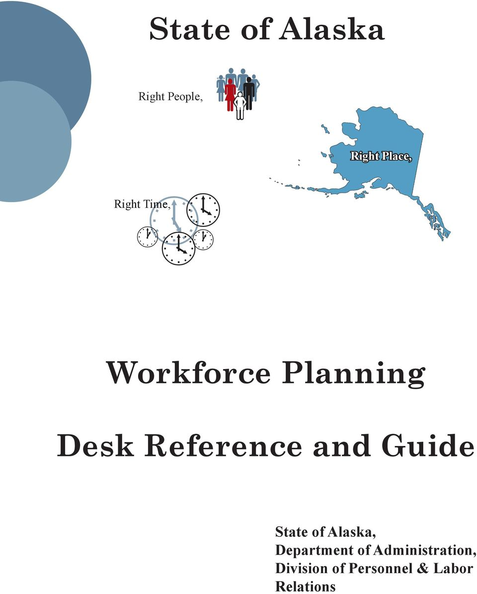 and Guide State of Alaska, Department of